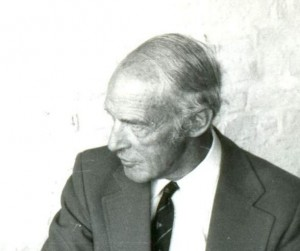Jim Hayes (past Commodore 1954-59) & author of part 1 of the Club's history