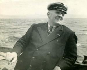 H W Pangbourne ('Pang'), Commodore 1937 -1949