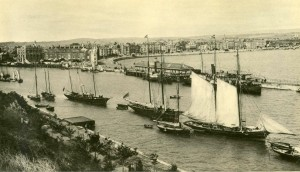 Weymouth Harbour circa 1900