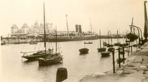 Weymouth Harbour circa 1910